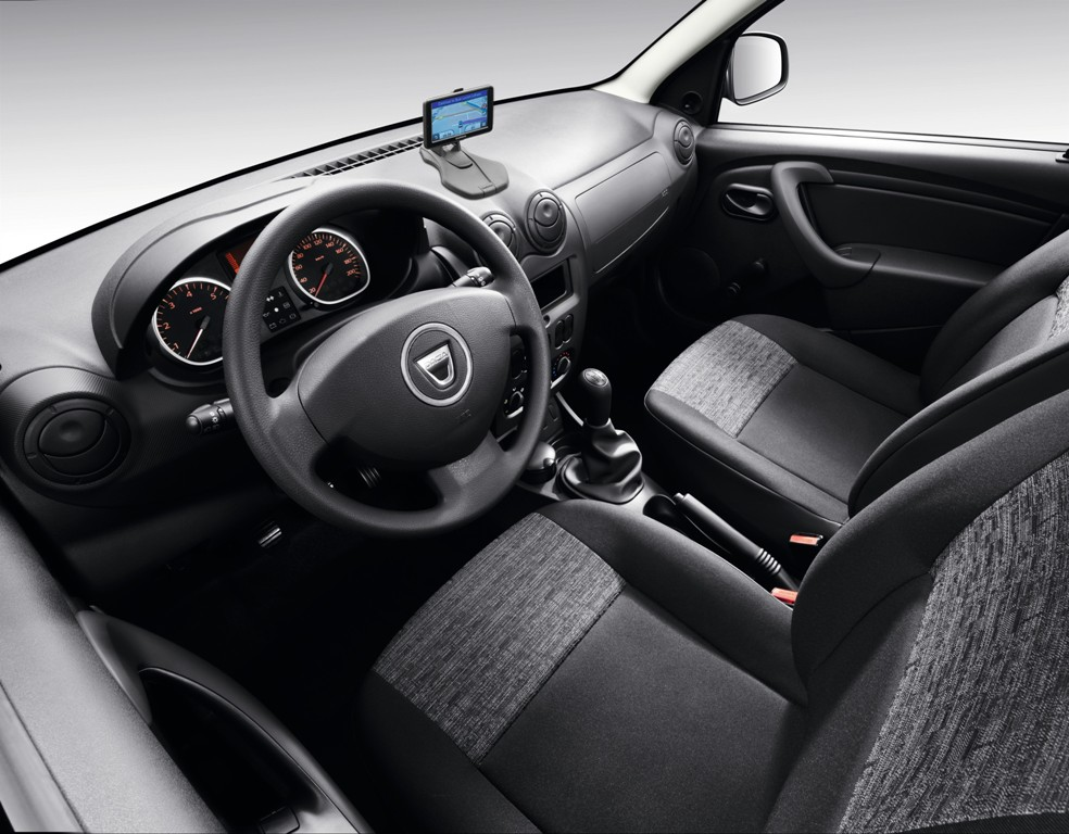 mondial de l 39 automobile 2012 dacia duster s rie limit e garmin blog auto. Black Bedroom Furniture Sets. Home Design Ideas