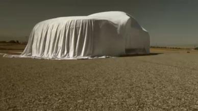 Audi RS5 Cabriolet teaser