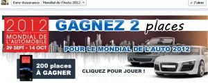 places mondial automobile 2012