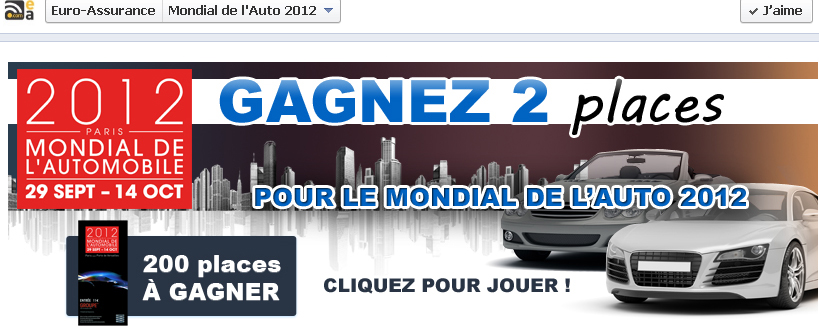 places mondial automobile 2012