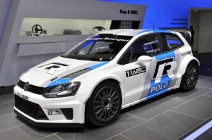 Volkswagen Polo R WRC salon de genève 2013