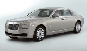 photo derniere rolls royve ghost