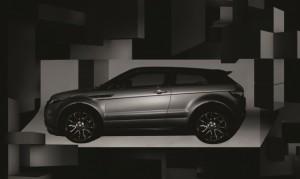 Rover Evoque Victoria Beckham Edition 2012