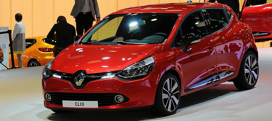 Renault Clio 4 Mondial Auto 2012