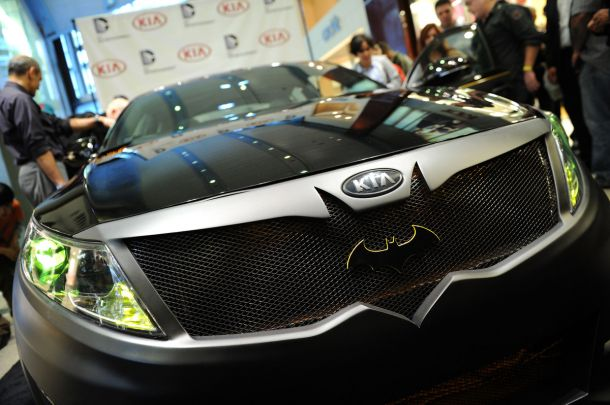 Batman Kia Optima SX Limited
