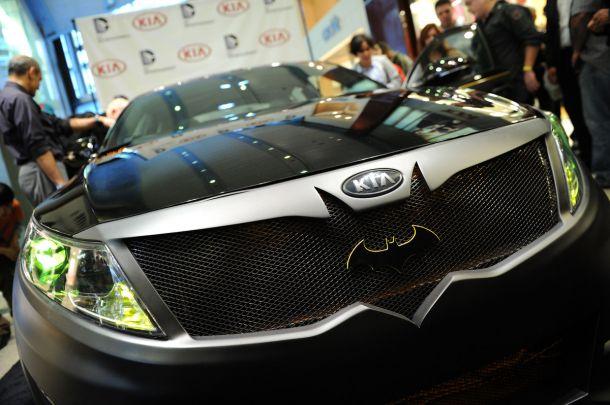 Batman Kia Optima SX Limited