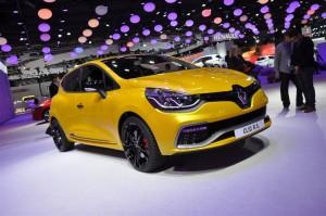 Renault Clio 4 RS 200 EDC 2012