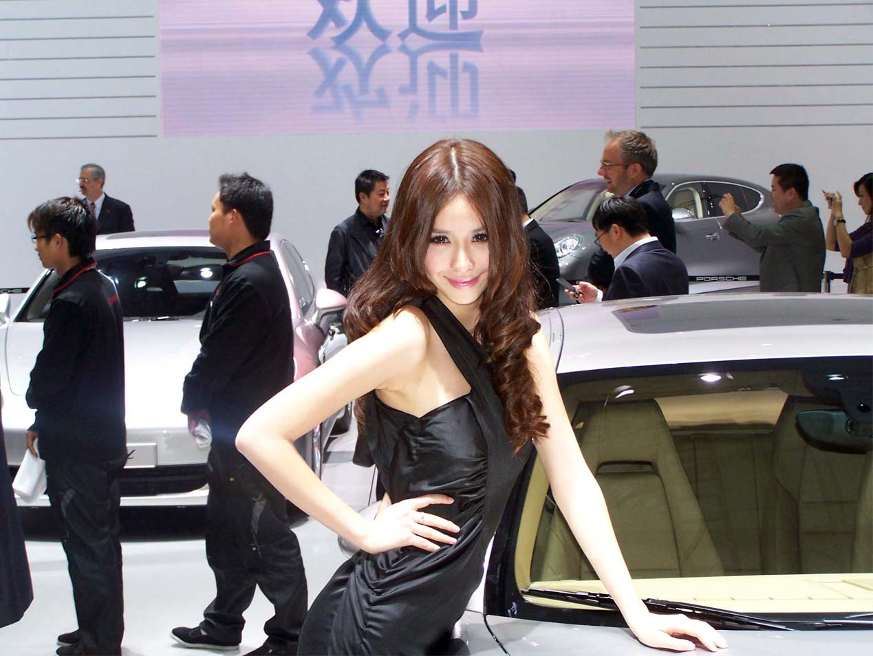 photo shanghai salon auto 2011