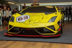 Lamborghini Gallardo Blancpain LP 570-4 Super Trofeo 2013