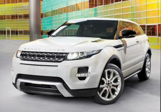 Land Rover Range Rover Evoque Land Rover Range Rover Evoque