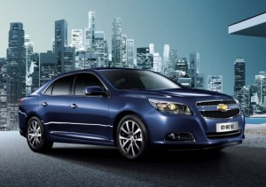 photo nouvelle chevrolet malibu