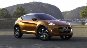 Nissan Extrem Concept Sao Paulo 2012