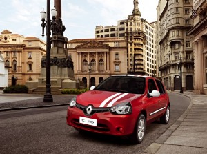 Nouvelle Renault Clio 2 2013 Brésil