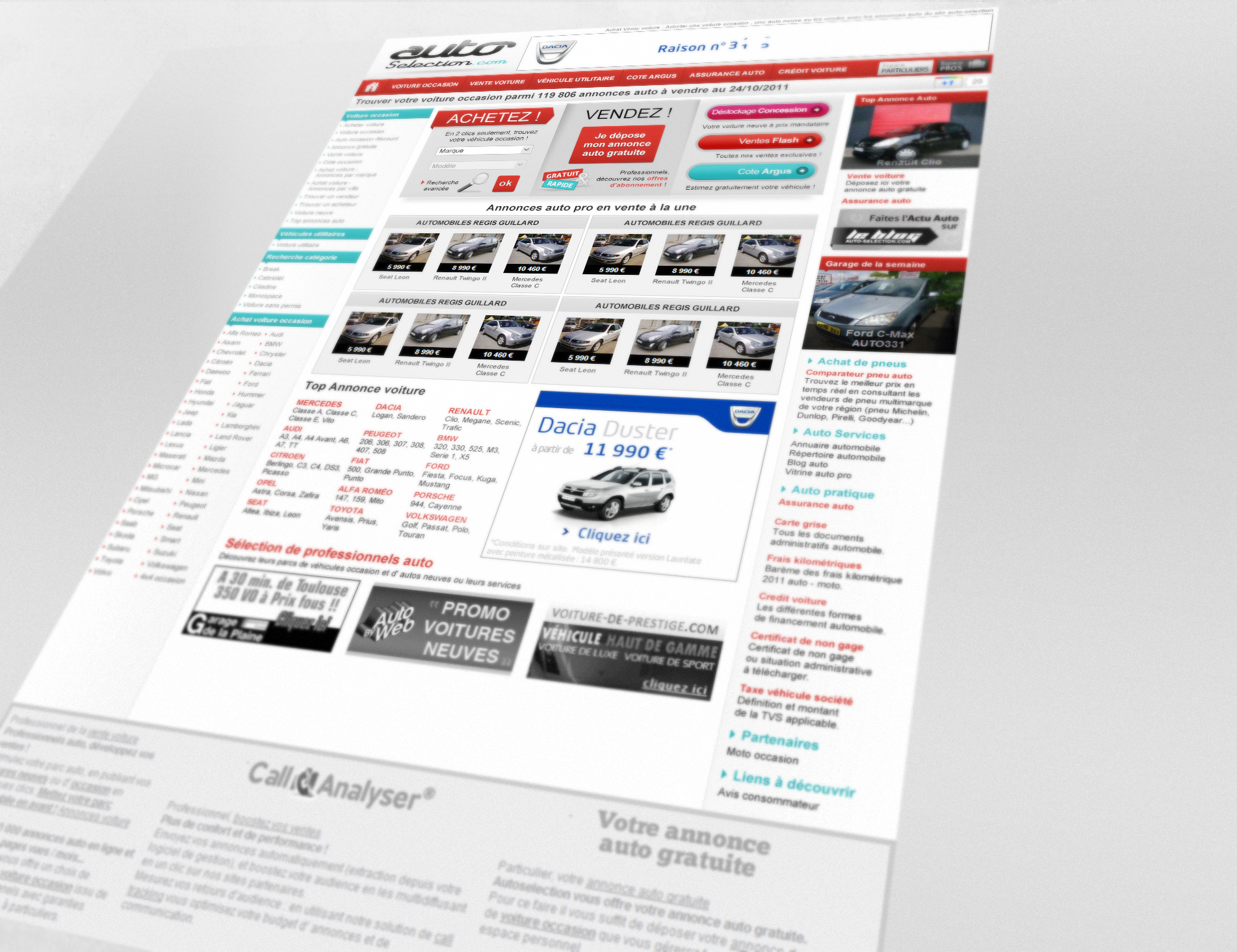 voiture occasion auto-selection