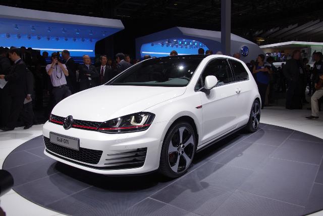 Volkswagen Golf 7 GTI Concept
