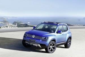 Salon de Sao Paulo concept crossover Volkswagen Taigun Up!