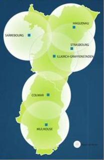 Alsace Corridor Electrique