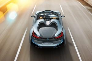 BMW i8 électrique