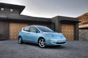 nissan leaf partenariat bornes de recharges