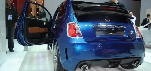 abarth 500c cabrio