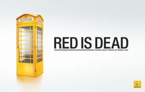 english_phone_box renault f1 red is dead