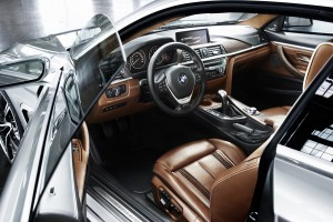 BMW Serie 4 Coupe interieur