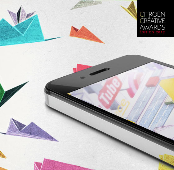 Citroen Creative Awards 2012
