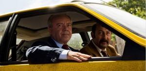 Riper et Bullit dans la Renault Fuego du film Mais qui a retué Pamela Rose ?