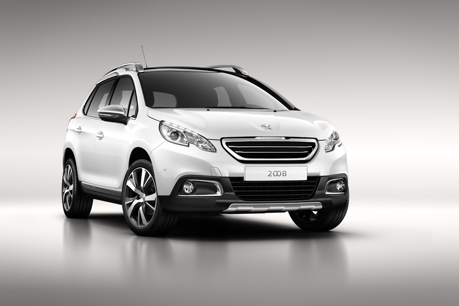 Crossover Peugeot 2008
