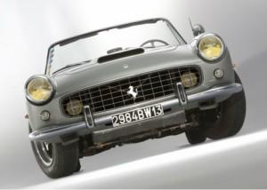 La Ferrari 250 GT cabriolet Pininfarina Hardtop de 1962