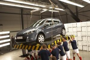 Renault sponsor FFR