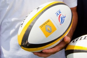 Renault sponsor rugby francais