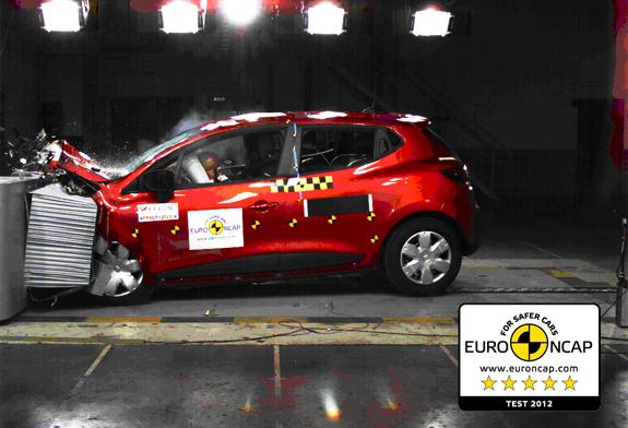 clio4-Euro Ncap