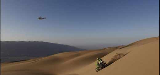 Dakar 2013. Photo : Moto Racing Live Michelin Flickr