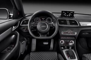 Audi RS Q3 2013 tableau de bord