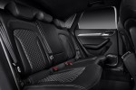 Audi RS Q3 sieges interieur