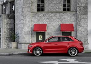 Audi RS Q3 2013 profil