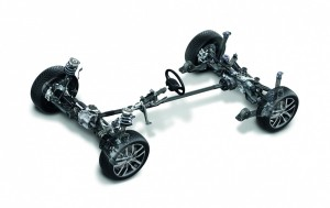 Volkswagen Golf 4Motion 2013 transmission