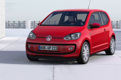 La Volkswagen Up!