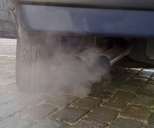 pollution voiture co2