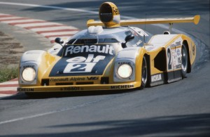 Alpine A442 B (Pironi − Jaussaud / 1978)