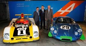 Alpine Renault 24 h du mans (2)