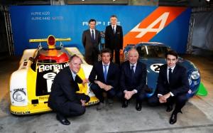 Alpine Renault 24 h du mans (4)