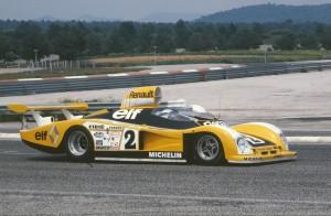 Alpine−Renault A442 B (Pironi − Jaussaud / 1978)