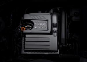 Moteur de l'Audi A3 Sportback g-tron