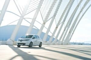 Renault zoe electrique