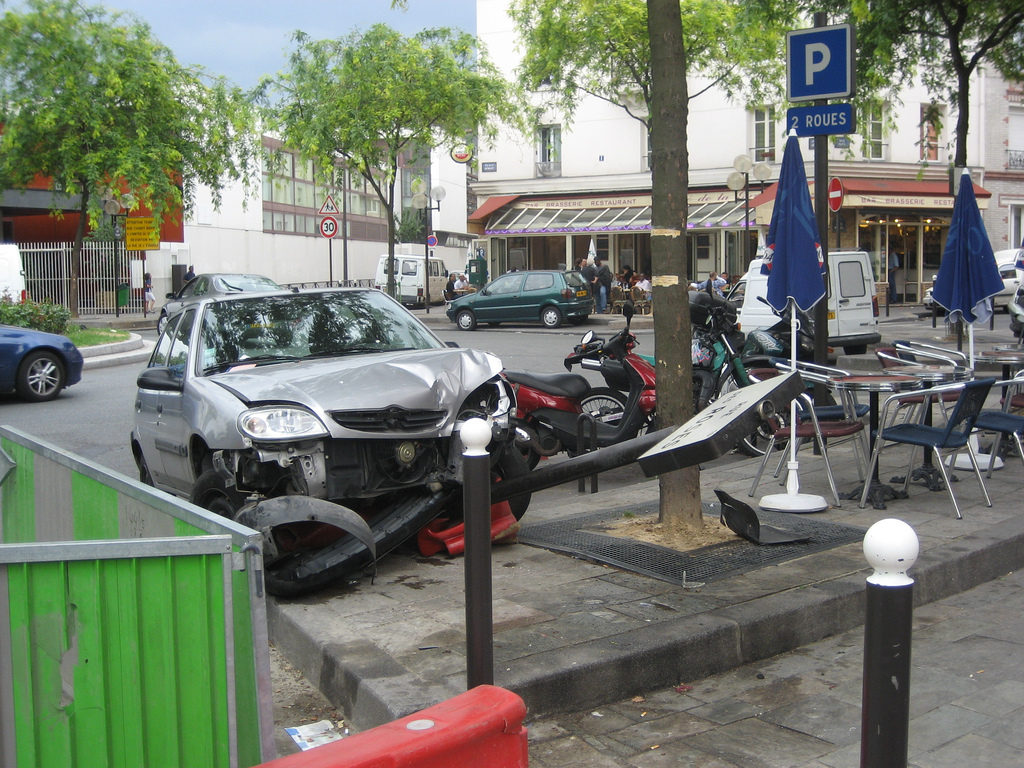 accident voiture