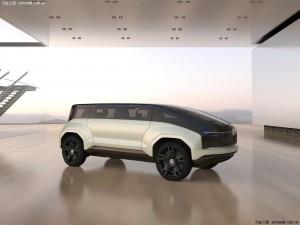 Salon de Shanghai 2013 - Volkswagen 4Fun