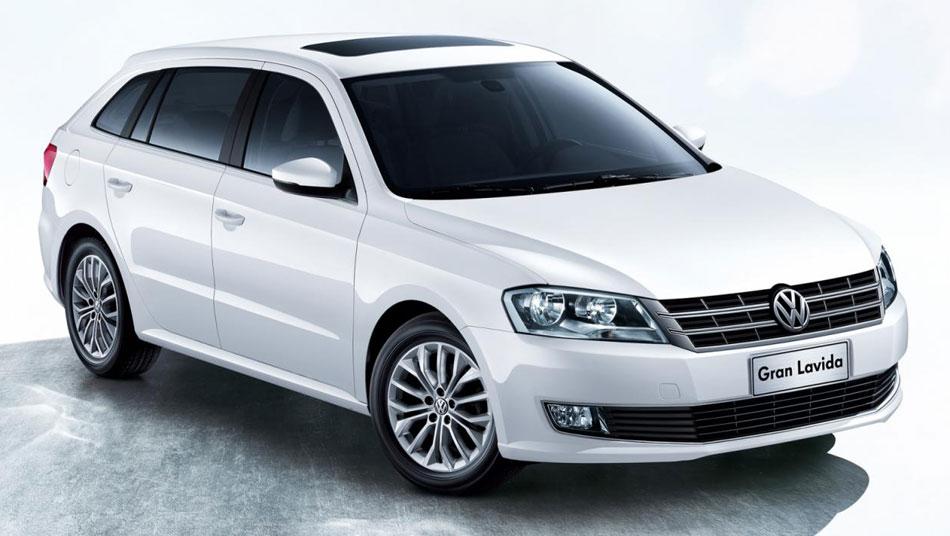 Salon de Shanghai 2013 Volkswagen Gran Lavida