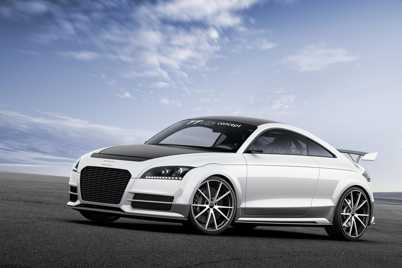 Photo Festival Worthersee 2013 Audi TT ultra quattro concept